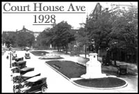 Court House Ave 1928